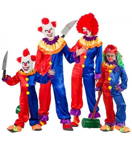 Groupe Clowns Maléfiques