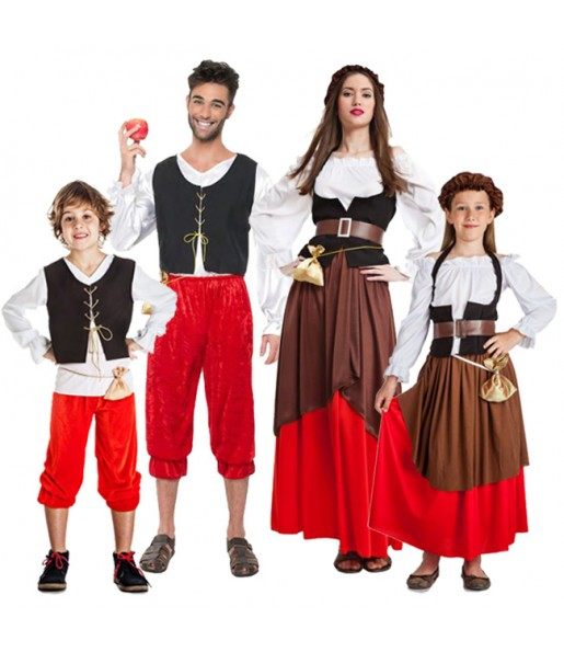 Groupe Paysans Médiévaux
