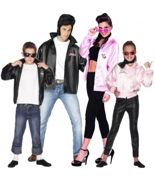 Groupe Famille Grease