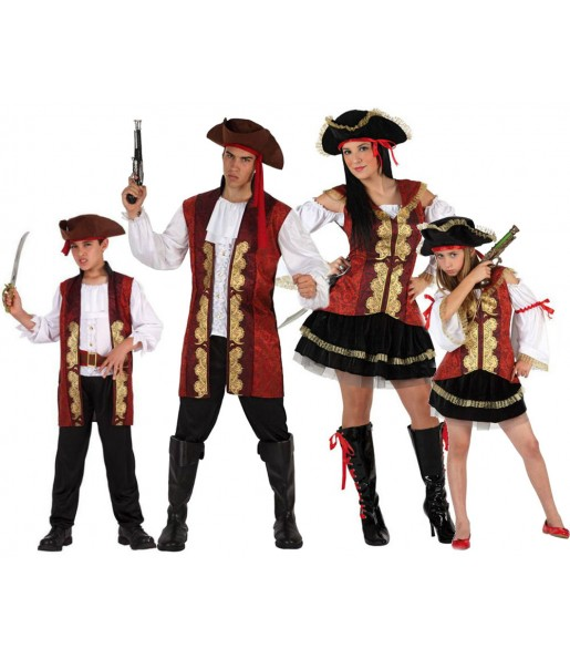 Groupe Pirates Luxe