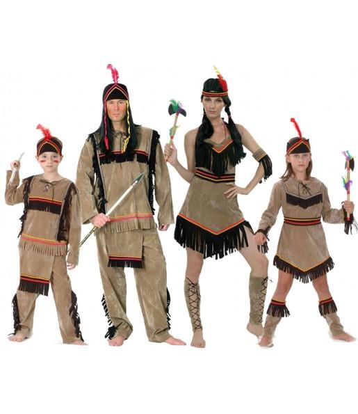 Groupe Indiens Américains