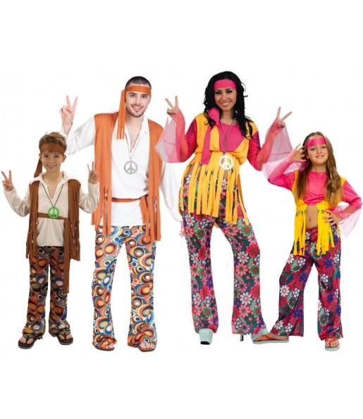 Groupe Hippies Seventies