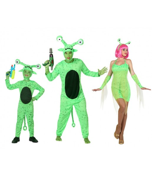 Groupe Extraterrestres