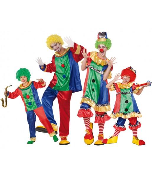Groupe Clowns Drôles