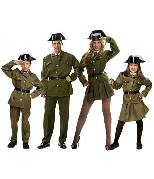 Groupe Gendarmes Espagnols
