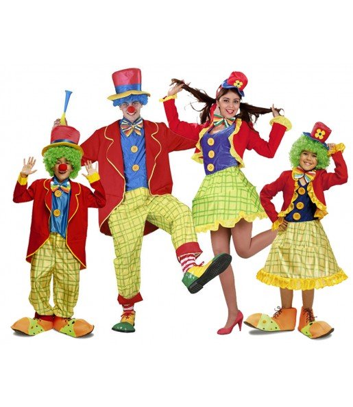 Groupe Clown Lolos