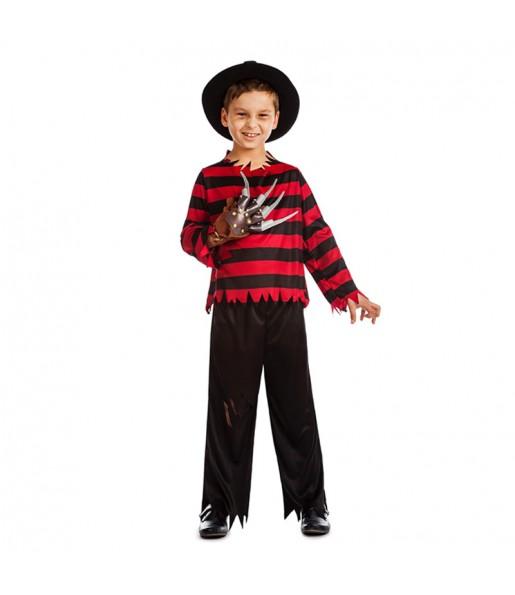 Déguisement Freddy Krueger Enfant