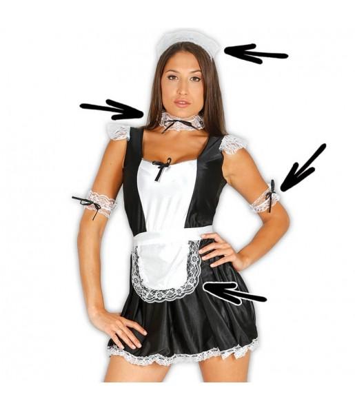 Set costume Soubrette