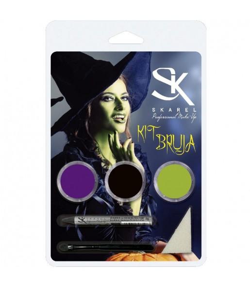Kit Maquillage Sorcière Halloween