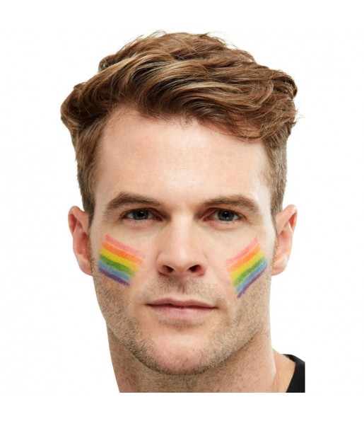 Kit maquillage multicolore LGTB