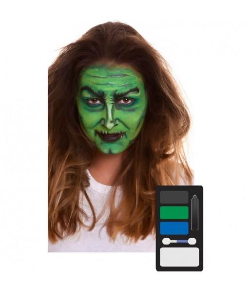 Palette Maquillage Sorcière Halloween