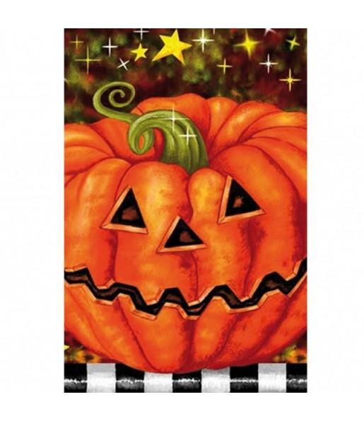 Nappe Halloween Citrouilles