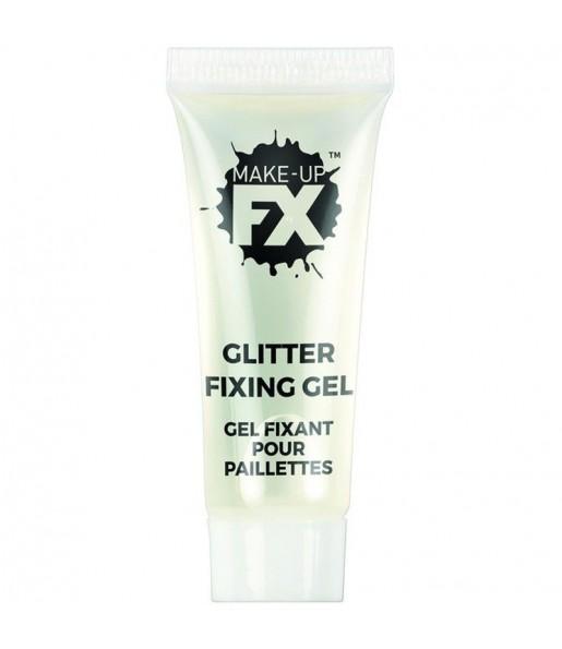Gel fixateur de maquillage pailleté