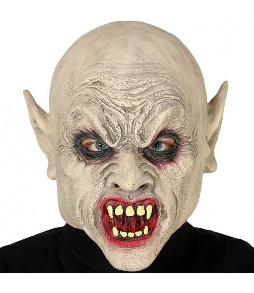 Masque Vampire Comte Dracula en latex