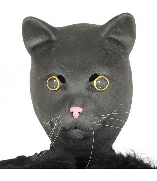 Masque Chat en latex