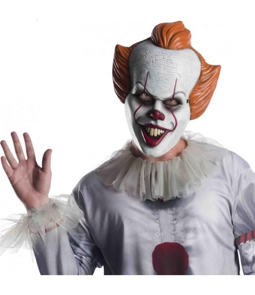 Masque IT Clown Pennywise en PVC