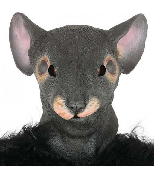 Masque Rat en latex