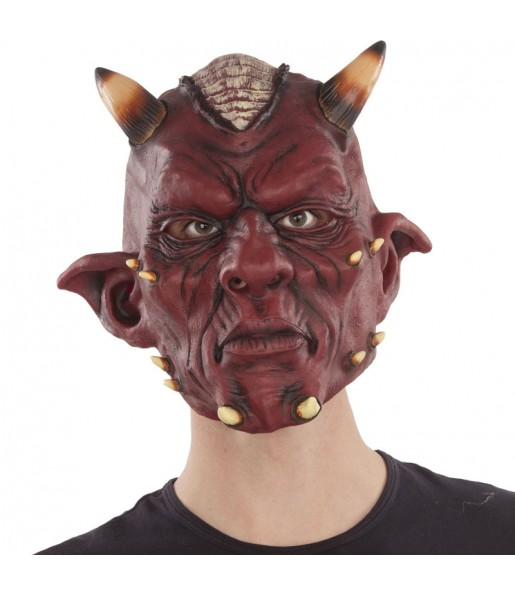 Masque Démon Satan