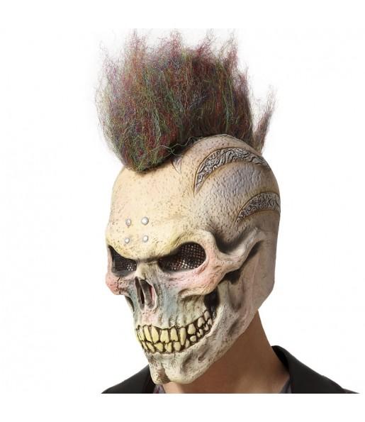 Masque squelette punk