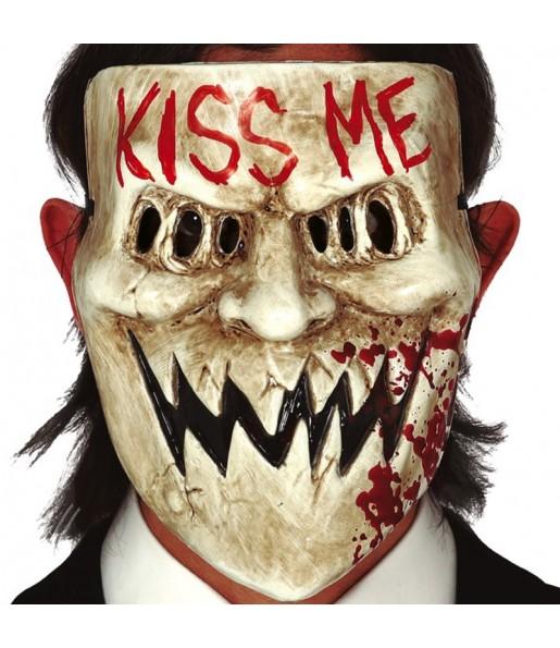 Masque The Purge Kiss Me