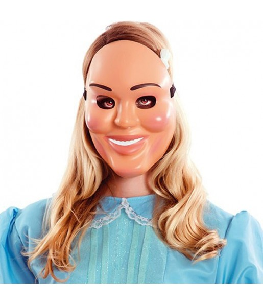 Masque The Purge Sourire femme