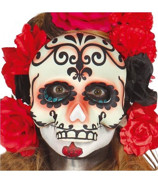 Masque Mexicain Catrina