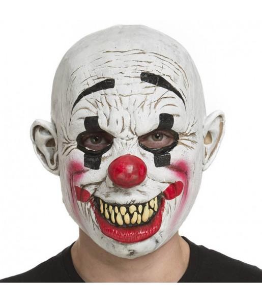 Masque Clown Diabolique La Purge