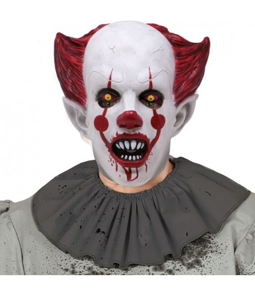 Masque Pennywise le clown adulte