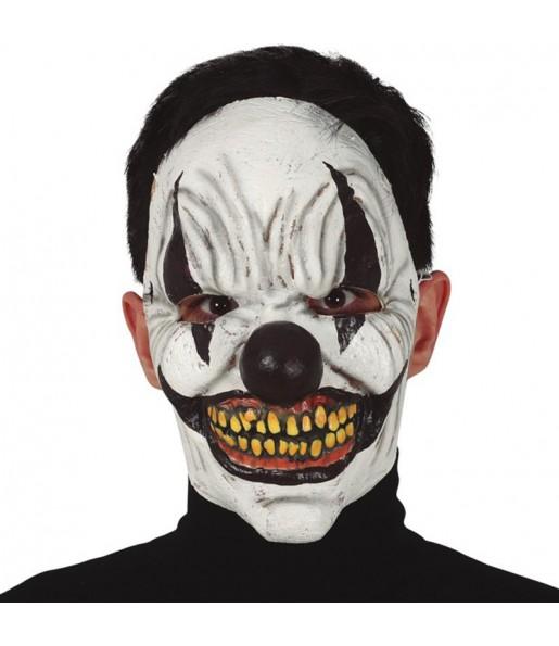 Masque Clown méchant