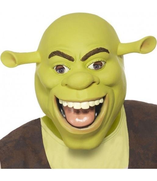 Masque Shrek latex