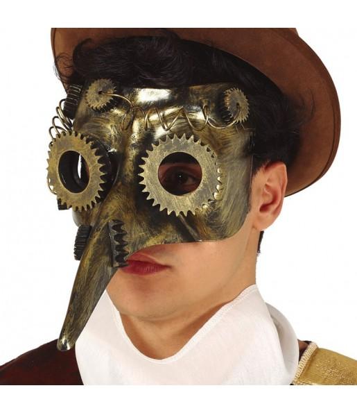 Masque Steampunk la Peste