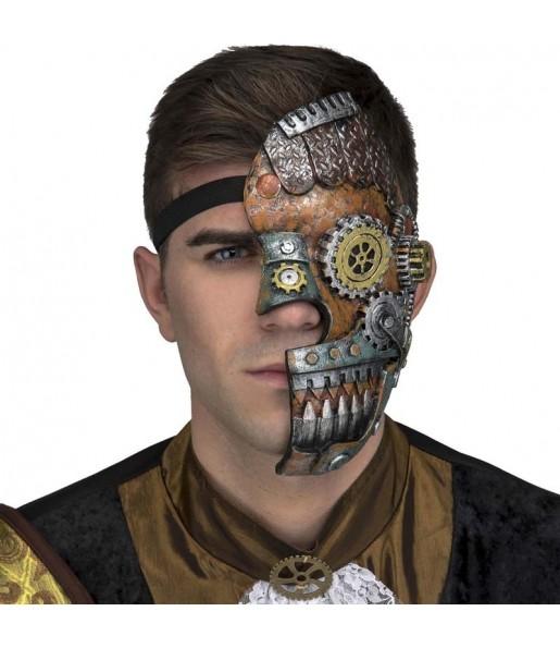 Masque Steampunk Rétro