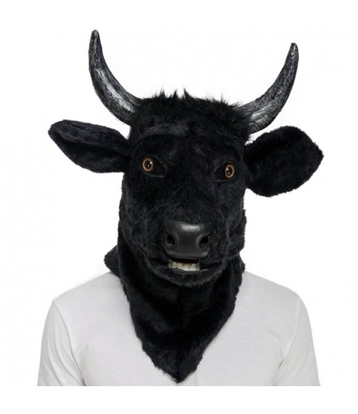 Masque Taureau avec bouche articulée