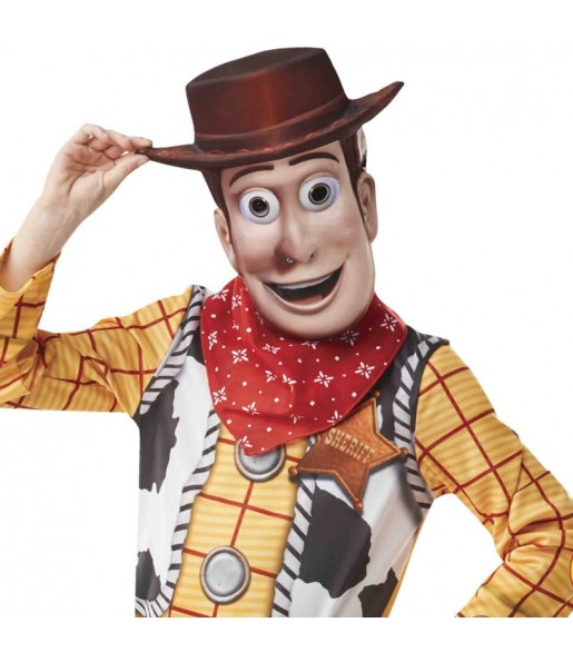 Masque Woody Toy Story