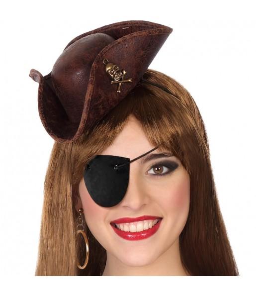 Mini chapeau Corsaire Pirate