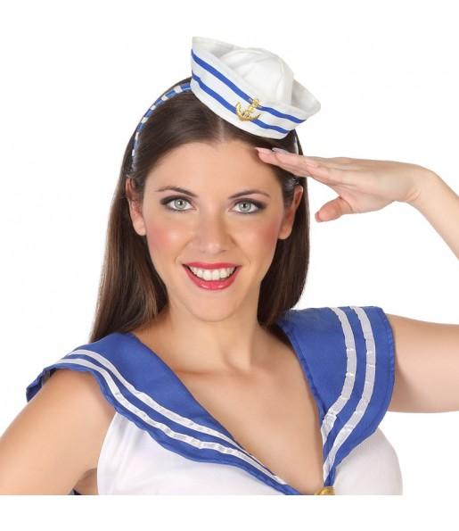 Mini chapeau Marin
