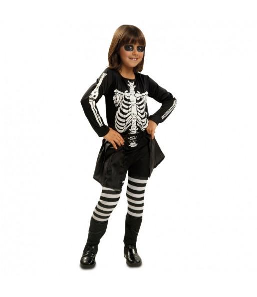 Déguisement Fille Squelette Bébé
