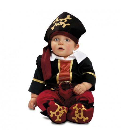 Déguisement Capitain Pirate Bébé