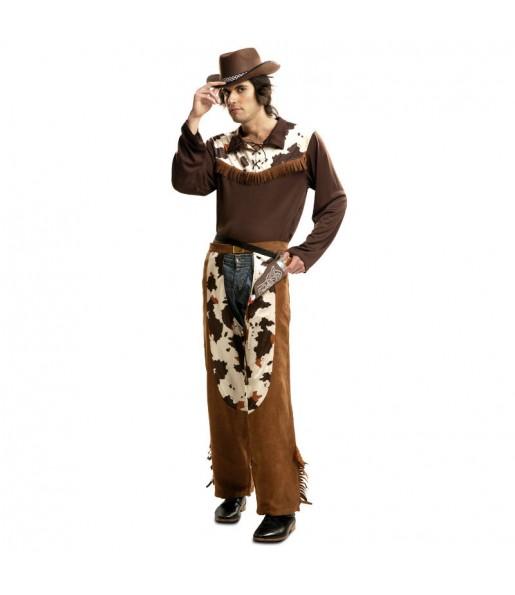 Déguisement Cowboy Western adulte