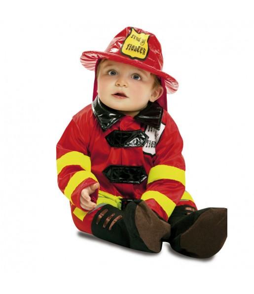 Déguisement Bébé Pompier