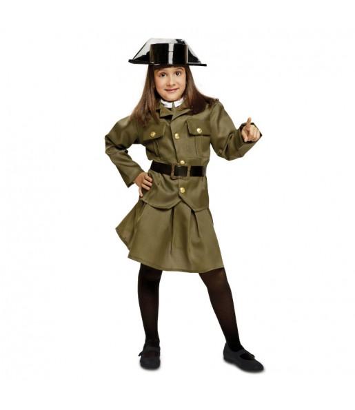 Déguisement Gendarme Espagnol Fille