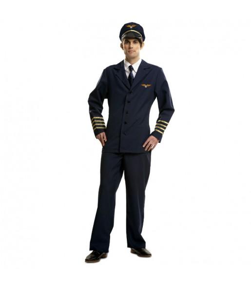 Déguisement Pilote Avion