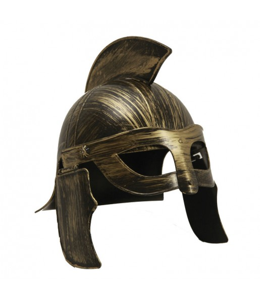 Casque Guerrier Spartiate
