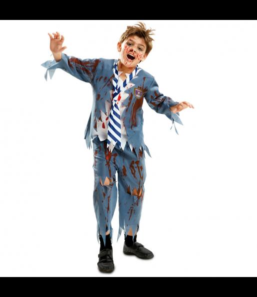 Déguisement Étudiant Zombie Enfant