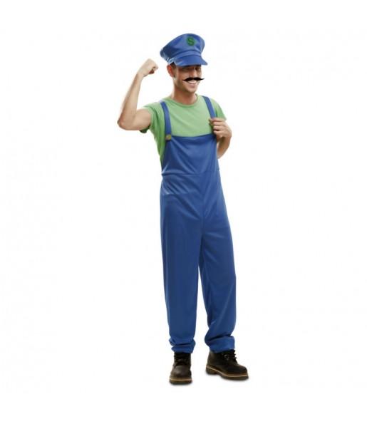 Déguisement Super Luigi