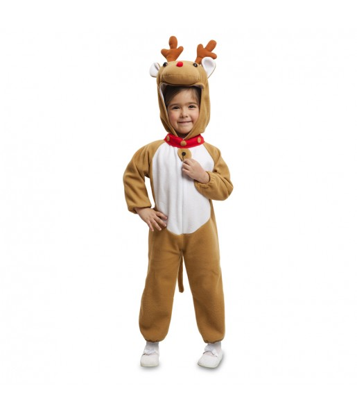Déguisement Renne Noël Enfant
