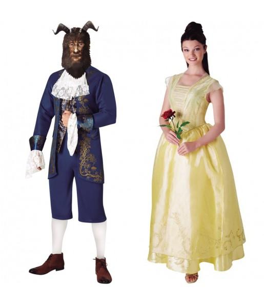Déguisements La Belle et la Bête – Disney™