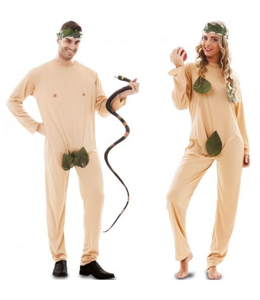 Déguisements Adam et Ève