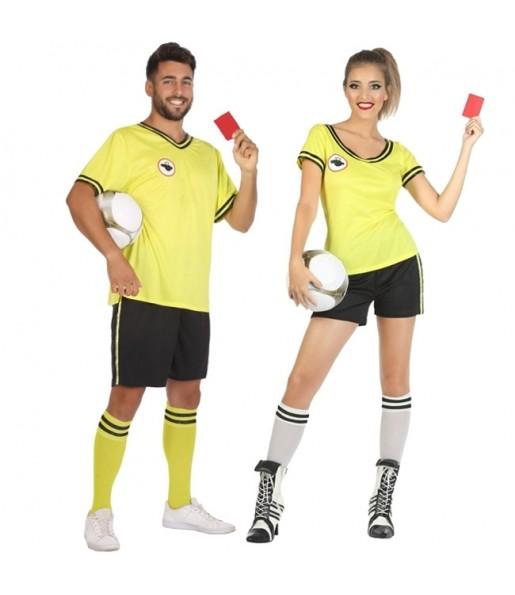 Déguisements Arbitres Football