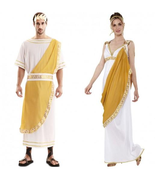 Déguisements Empereurs Romains